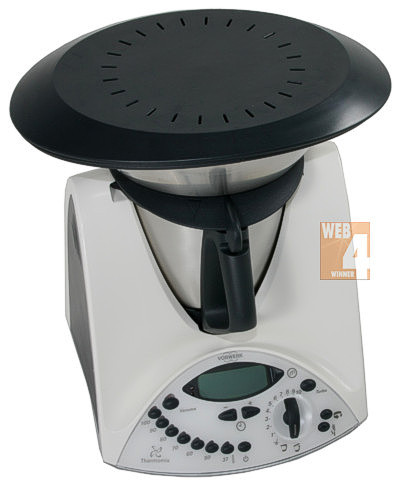 vorwerk thermomix tm 31 mit edelstahl varoma w4w ebay. Black Bedroom Furniture Sets. Home Design Ideas